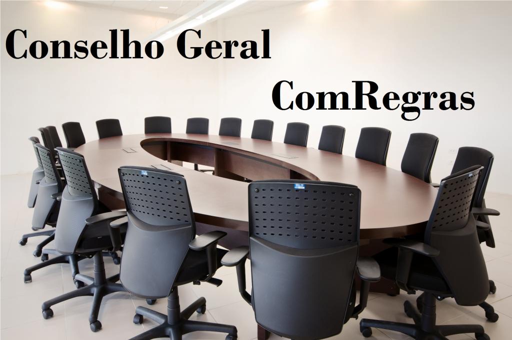 Conselho geral ComRegras