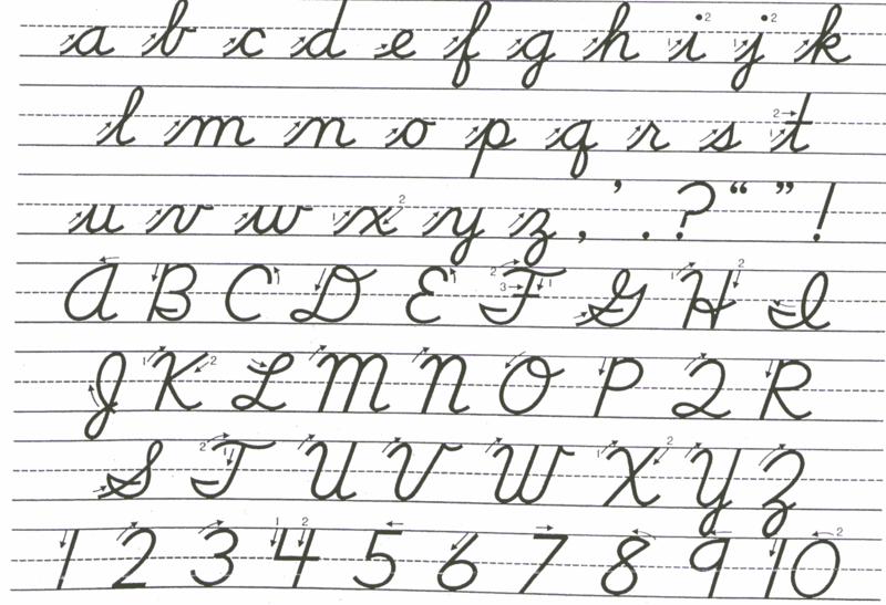 Letra_Cursiva