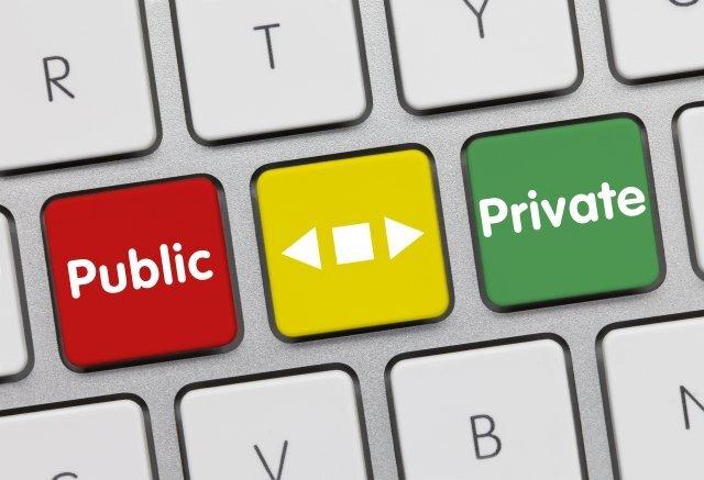 publico privado