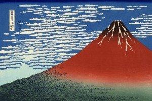 Monte Fuji, um dos símbolos do Japão