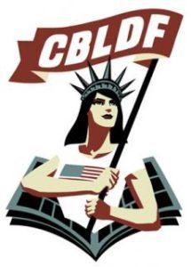 Logotipo da CBLDF