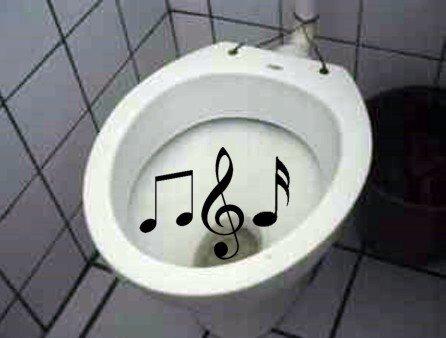 musica lixo