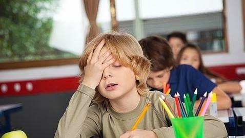 stress escolar