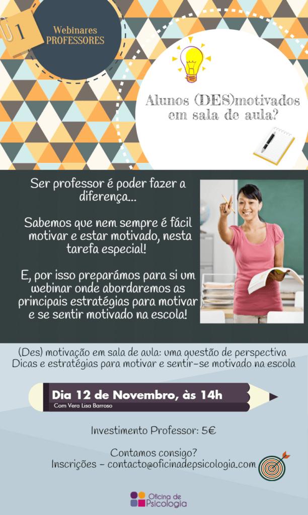 Webinares - Professores