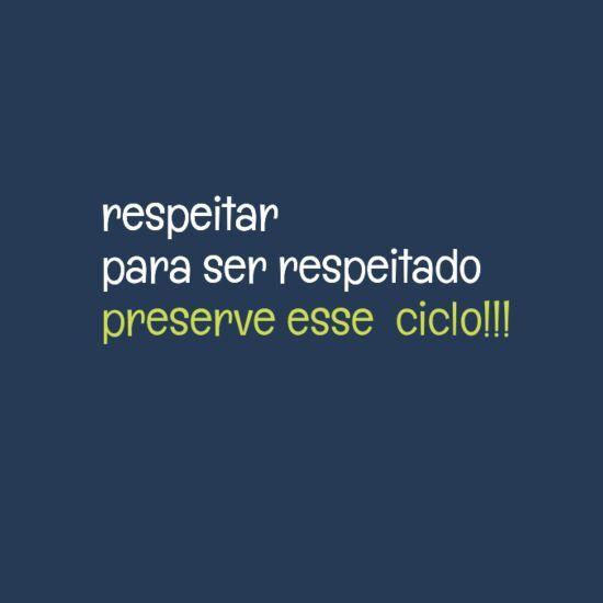 respeitar-para