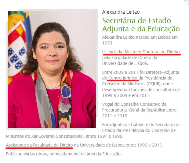 Alexandra Leitão_