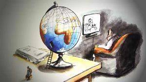 cartoon direitos humanos