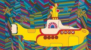 Submarinos amarelos....