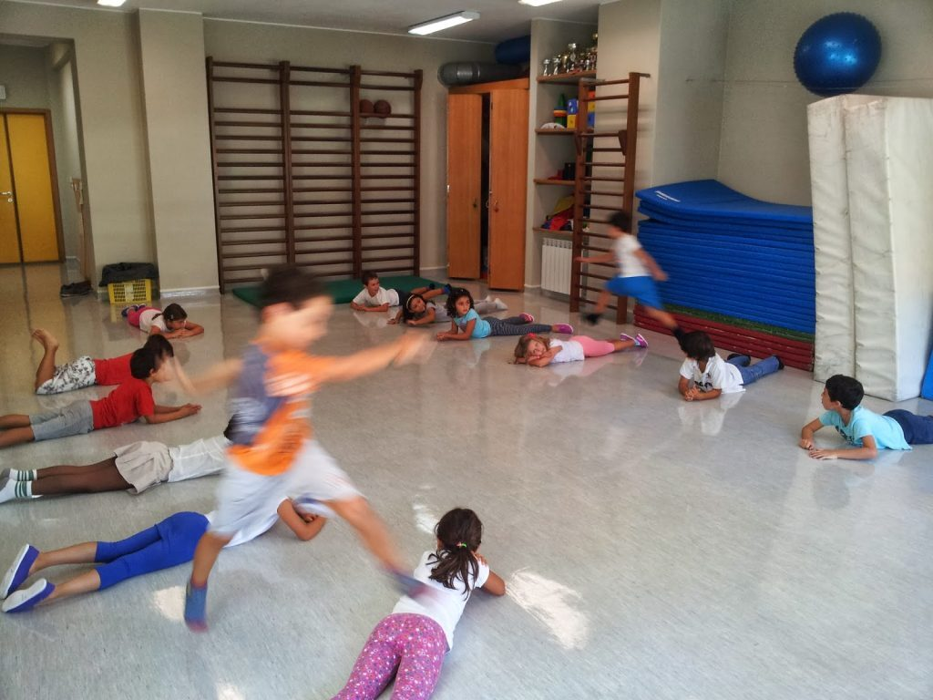 educação física 1º ciclo