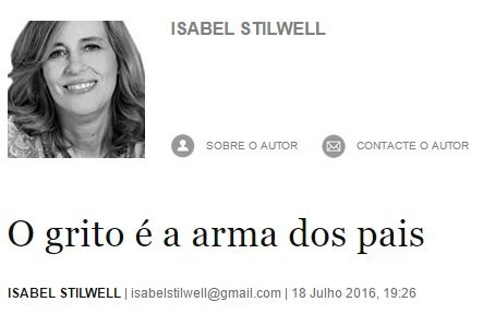 Isabel Stilwell
