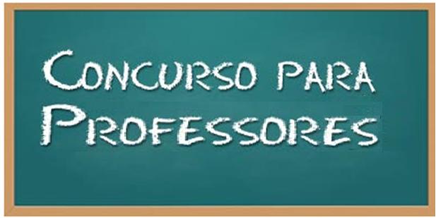 concurso professor