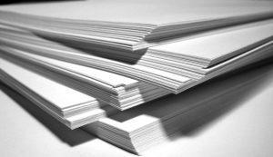 Resma de papel